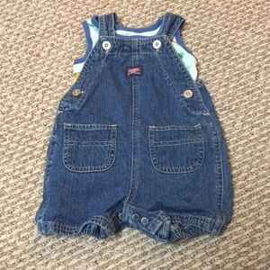 5/$10 baby overalls
